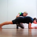 The Plank - Improving Core Strength for Cyclists, Emma Colson Melbourne